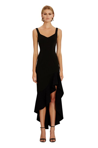 buy the latest V-Neck Wave Gown  online