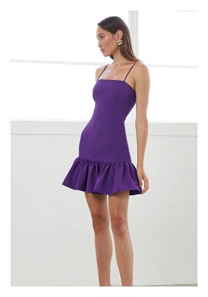 buy the latest Prince Gather Mini Dress online
