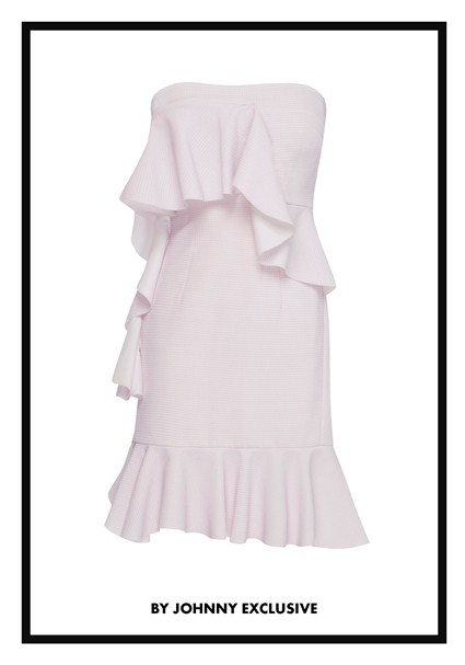 buy the latest Lilac Frill Mini Dress online
