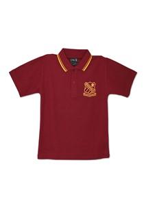 e00f170f3 buy the latest Brookvale Boys Maroon Short Sleeve Polo Shirt online