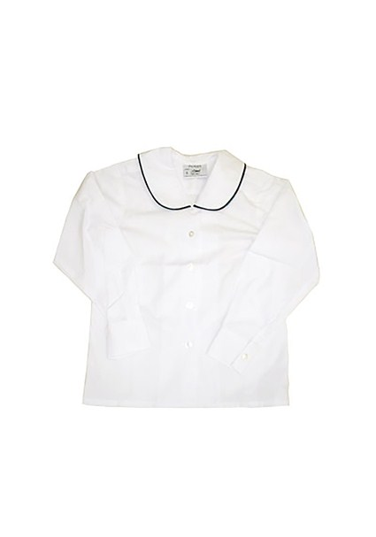 b1aadccdd buy the latest Olgc Girls Long Sleeve Peter Pan Collar Blouse online